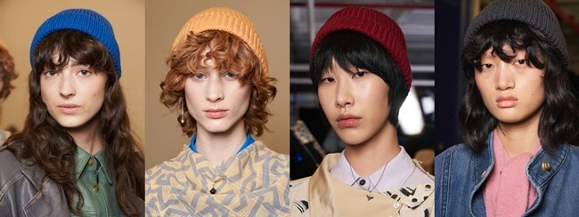 Tendencias en sombreros Mujer otoño-invierno 20-21