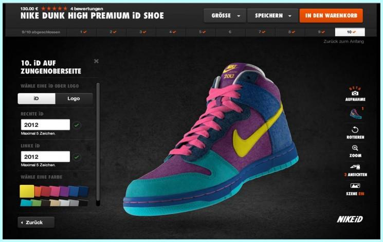 Tus • • Zapatillas IdPersonaliza Nike IdPersonaliza Nike Tus Zapatillas WE9H2IeDY