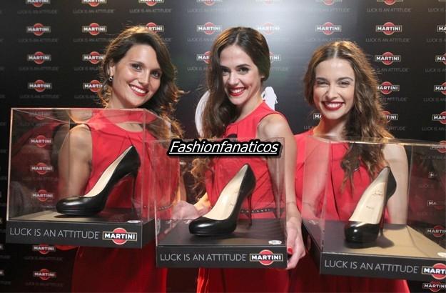 Tres españolas optan al título «chica Martini»