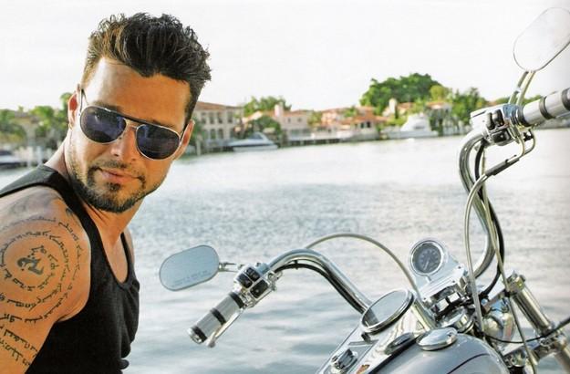 Ricky Martin regresa!!!