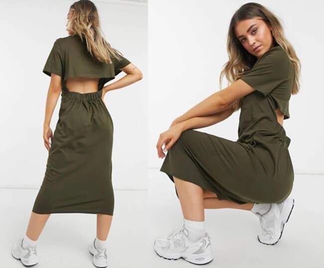 Vestidos con la Espalda Abierta que puedes reutilizar