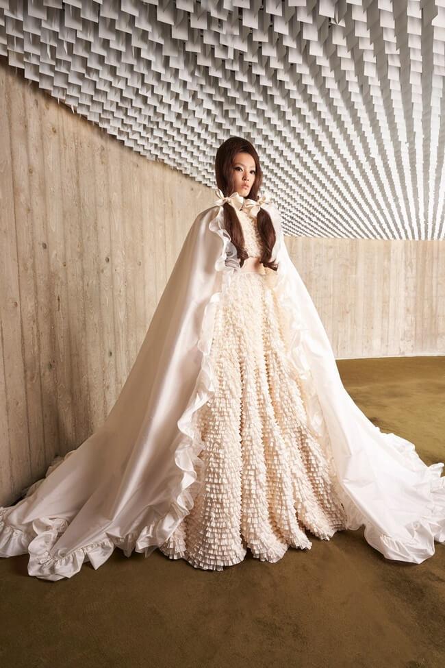 Vestidos de Novia de Alta Costura otoño 2021 que enamoran