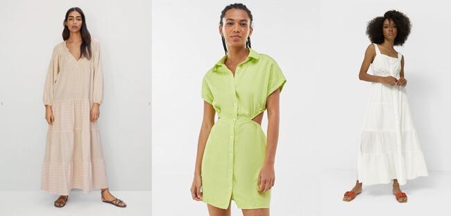 Vestidos de Verano que adorarás si eres minimalista