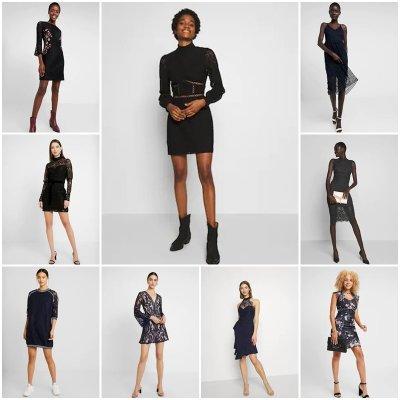 Vestidos de encaje, lo último en tendencias