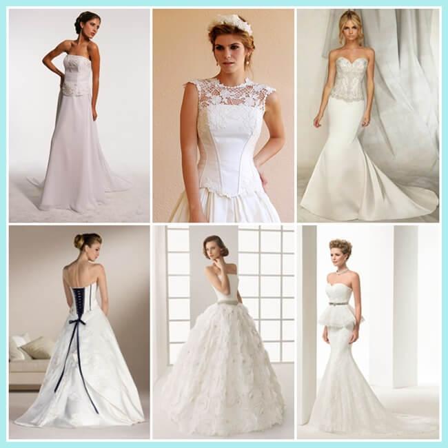 Vestidos de novia con corsé, la última tendencia