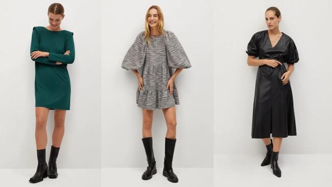 Vestidos para Disimular la Barriga