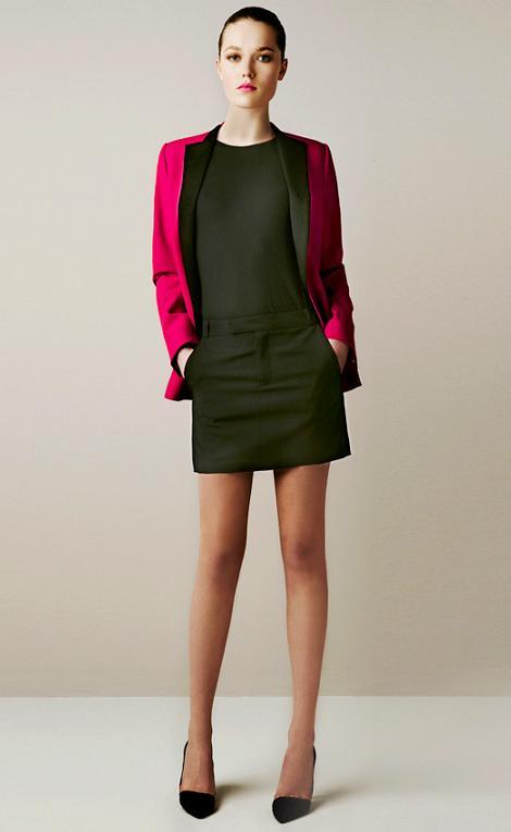 Lookbook Zara Marzo: esperando el buen tiempo