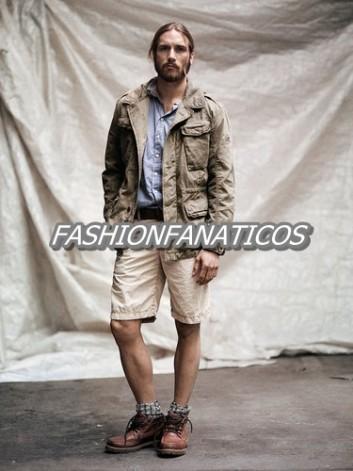 Camel Active presenta su colección Otoño-Invierno 2011-2012 para hombre