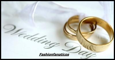 dos alianzas de boda