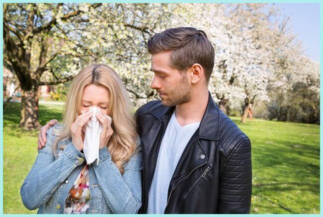 Combate las alergias con Homeopatía