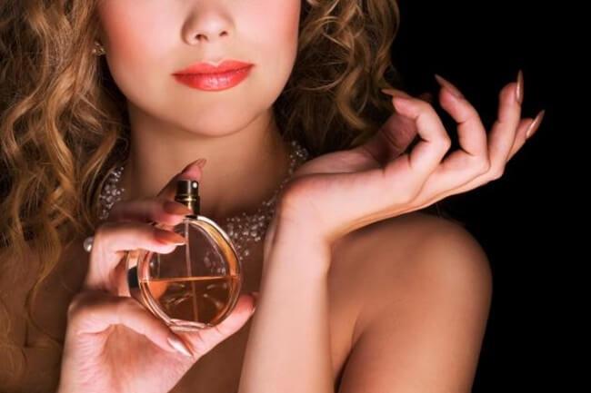 Perfume, cómo aplicarlo