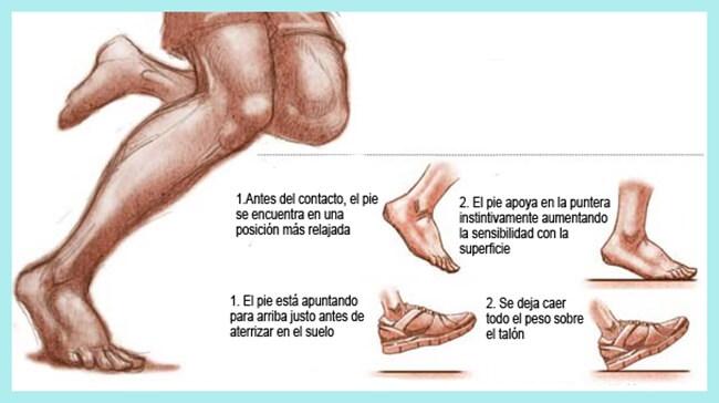 ventajas de ser un barefoot runner