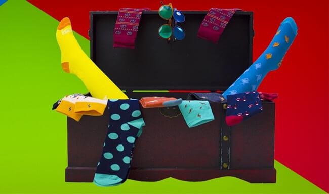 Calcetines divertidos para cualquier ocasión