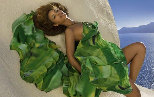 ¿Conoces la nueva colección de moda de Beyoncé?