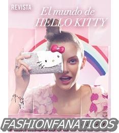 Swarovski lanza una edición dedicada a Hello Kitty