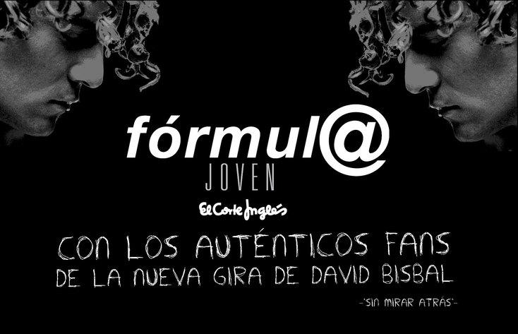 Concierto Exclusivo de David Bisbal para Fórmula Joven