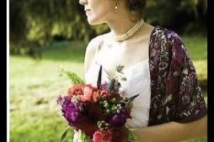 Ramos de novia con un toque vintage