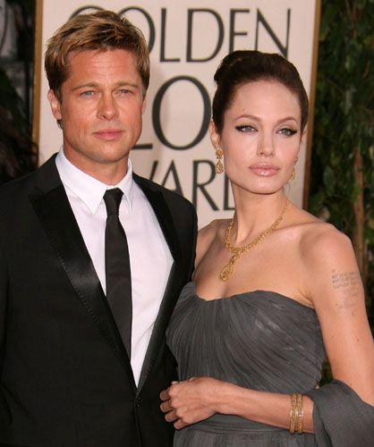 Nueva colección de joyas de Angelina Jolie y Brad Pitt