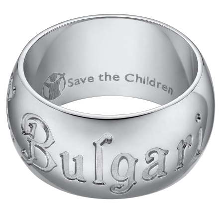 Campaña Bulgari para Save the Children