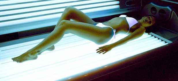 Los rayos UVA cancerígenos
