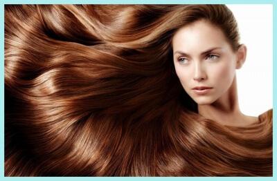 cabello más fuerte y con volumen