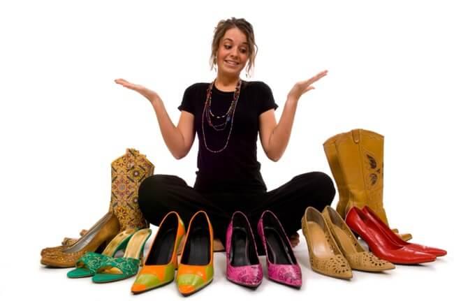 Diccionario de calzado (2ª parte)
