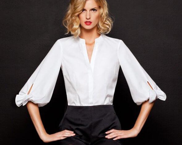 Camisa Blanca, un básico imperecedero