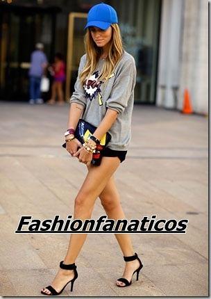 Las camisetas de moda se inspiran en el Cómic