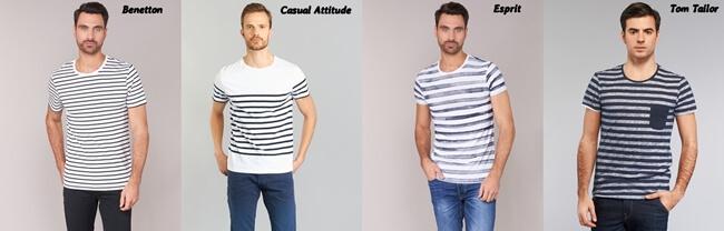 El look marinero masculino sigue siendo todo un must
