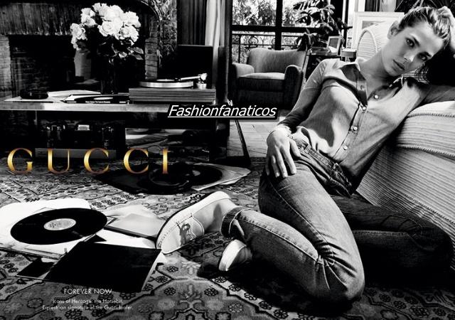 Carlota Casiraghi repite como imagen de Gucci