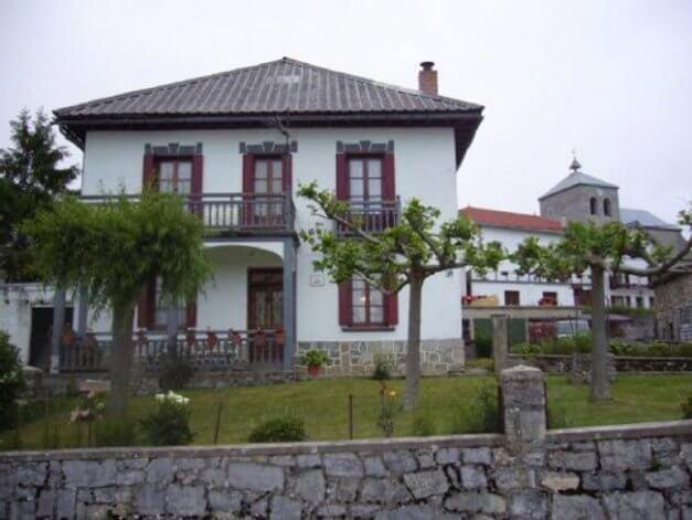 Turismo rural en Navarra, Casa Alzat