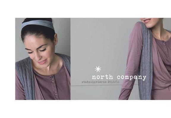 """La firma North Company apuesta por el """"Cocooning"""" en su colección de otoño-Invierno 2010-2011"""