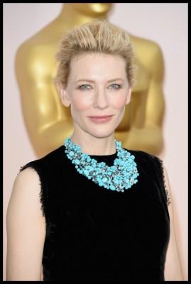 Cate Blanchett en los Premios Oscar 2015