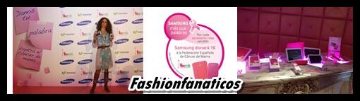 Samsung lanza nueva campaña contra el cáncer de mama