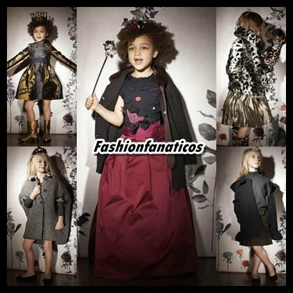 Lanvin presenta su colección Petite para Otoño-Invierno 2013-2014