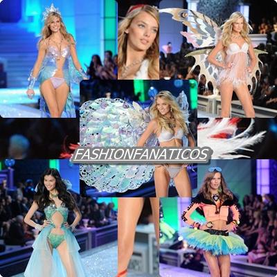 Los ángeles de Victoria's Secret bajan a la Tierra y derrochan sensualidad