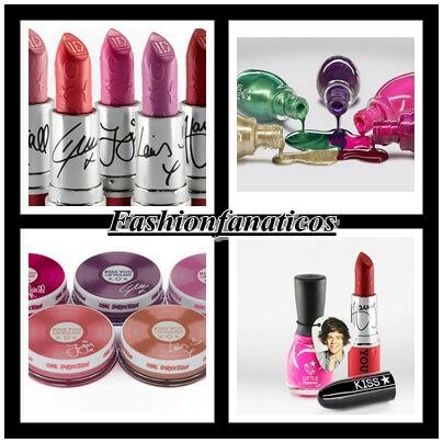 One Direction presenta su primera colección cápsula de maquillaje