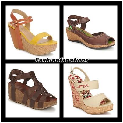 Las sandalias de corcho, la revolución del Verano 2013