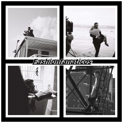 Robert Pattinson muy sexy en el spot de Dior Homme