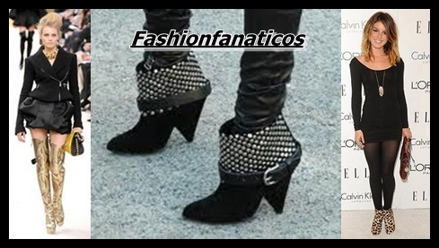 Tendencias calzado mujer Otoño-Invierno 2013-2014