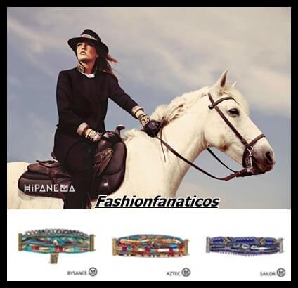 Hipanema presenta su nueva colección de pulseras