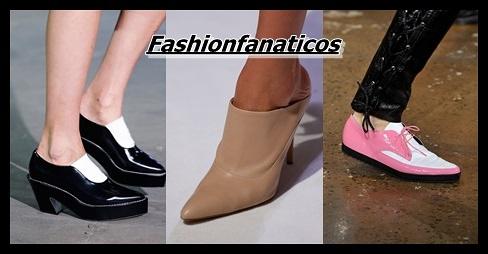 Tendencias zapatos Primavera-Verano 2014