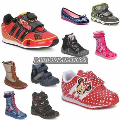 Ya puedes pedir a los Reyes Magos el calzado de moda para tus hijos con Spartoo