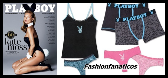 Playboy, nueva línea de ropa interior