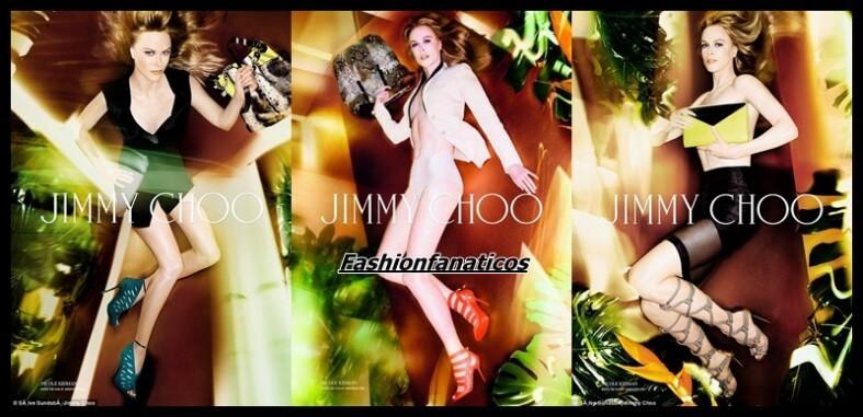 Nicole Kidman deslumbrante para Jimmy Choo