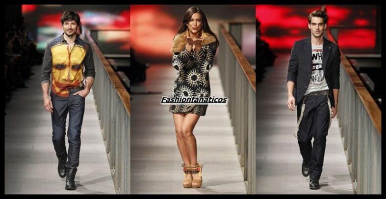 Desigual triunfa en la 080 Barcelona Fashion