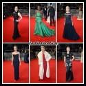 Bafta 2014, las mejor vestidas