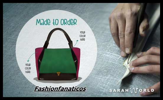 SARAHWORLD presenta Made to Order