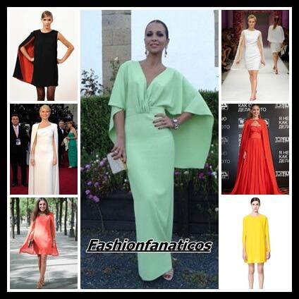 Vestidos capa, Primavera-Verano 2014