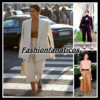 Manual de estilo de los culottes
